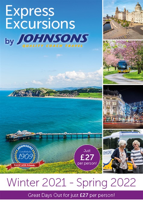 Express Excursions brochure