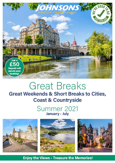 Great Breaks Brochure