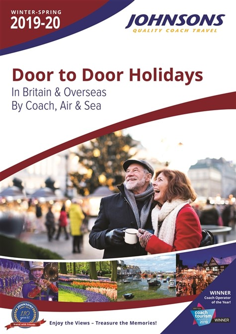 Winter Holiday brochure