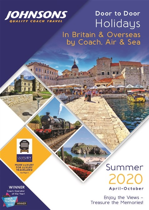 Summer Holiday Brochure