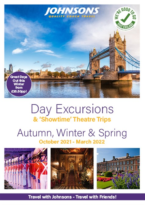 Winter Day Trip brochure
