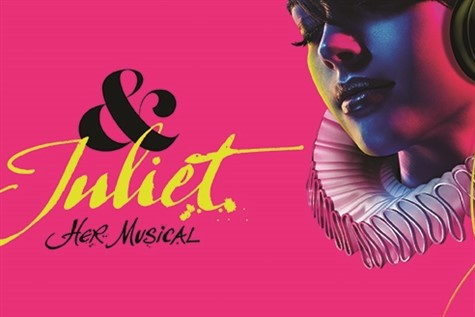 & Juliet at the Shaftesbury Theatre, London