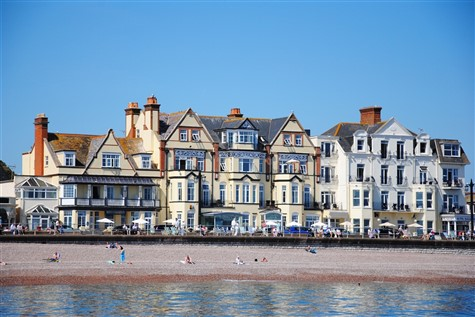 Relaxed Traveller - Sidmouth, The Kingswood Hotel