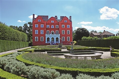 Kew Palace & Royal Botanic Gardens, Surrey