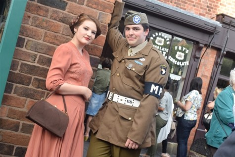 Black Country Living Museum 1940's Weekend