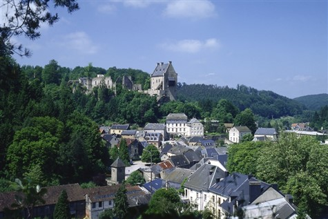 Grand Duchy of Luxembourg & Moselle