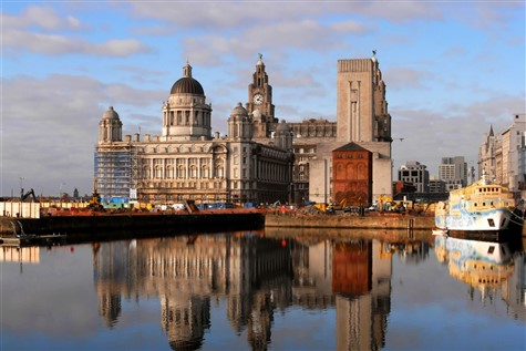 Liverpool & Port Sunlight Express Excursion