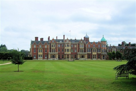Easter - Royal Sandringham & English Shires