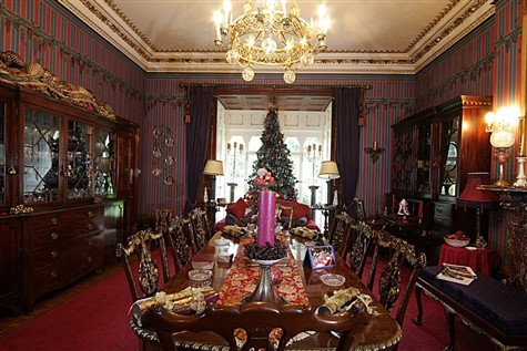 Mid-Wales Festive Magic at the Metropole Hotel