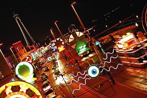 Blackpool Illuminations - Great Break 3 Days