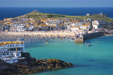 A 5 Day Luxury Traveller Escorted Coach Holiday to Cornwall's City, Coast & Gardens with Johnsons Co