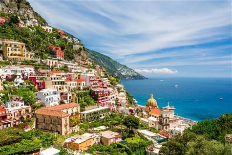 Amalfi Coast, Tuscany & The Italian Riviera
