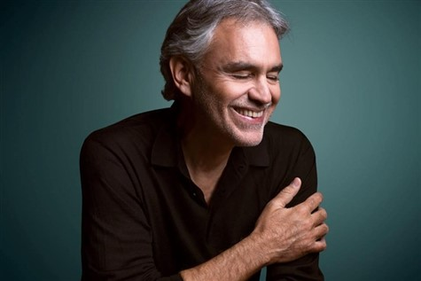 Andrea Bocelli - Live in Resorts World Birmingham