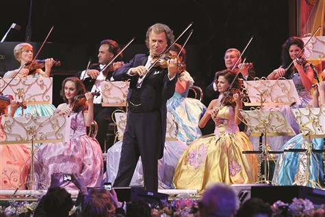 Andre Rieu in Cologne