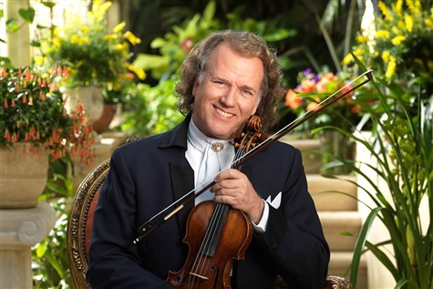 Andre Rieu at the Resorts World Arena