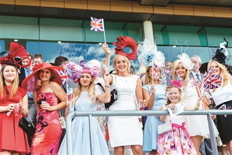 Royal Ascot Ladies Day - 'Queen Anne' Enclosure