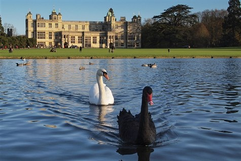 Audley End House & Gardens, Saffron Walden