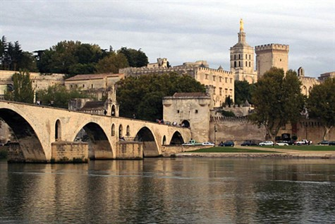 Discover Avignon - 'City of Popes' by Eurostar