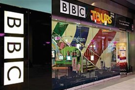 Birmingham BBC Tour & Birmingham Library