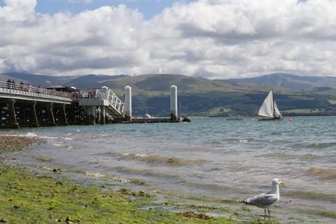 Image of Beaumaris shoreline
