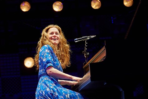 Beautiful, The Carole King Musical in Oxford