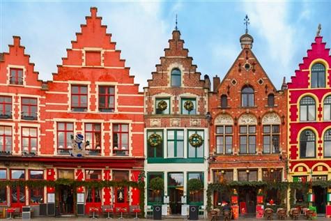 Beautiful Bruges including Ypres & Ghent