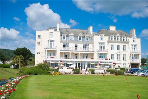 Luxury Traveller - Sidmouth at the Belmont Hotel
