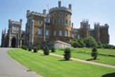 Belvoir Castle with Guided Tour, Leicestershire