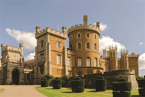 Belvoir Castle & Lincoln - Great Break
