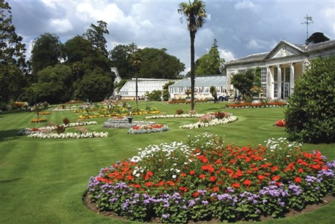 Bedford Hotel Sidmouth with Gardens of Dorset