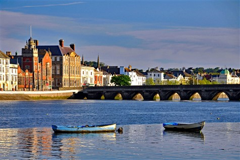 A 5 Day Escorted Coach Holiday to Bideford & Delightful North Devon with Johnsons Coaches