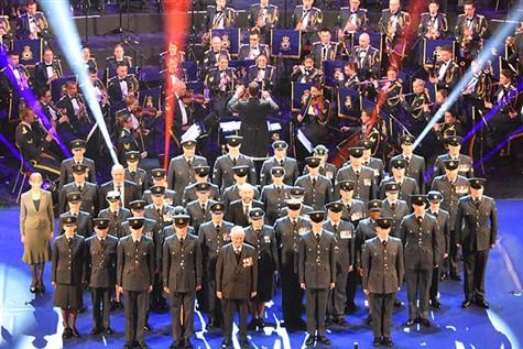 RAF in Concert