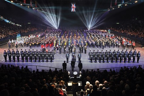 Birmingham Tattoo at the NIA