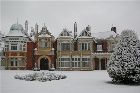 Bletchley Park Festive Lunch
