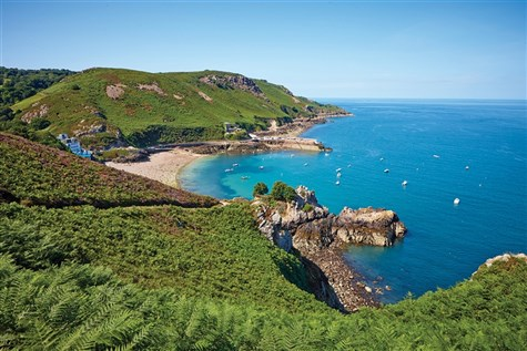 Jersey Single Traveller Holiday