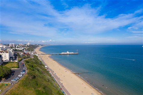 Easter in Bournemouth