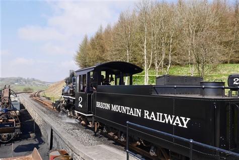 Abergavenny & Brecon Mountain Railway