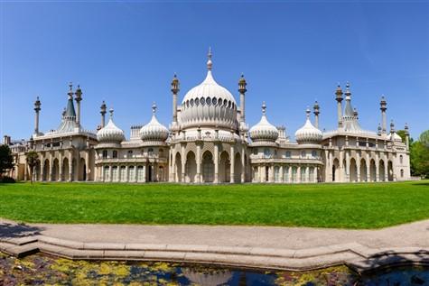 New Year in Brighton