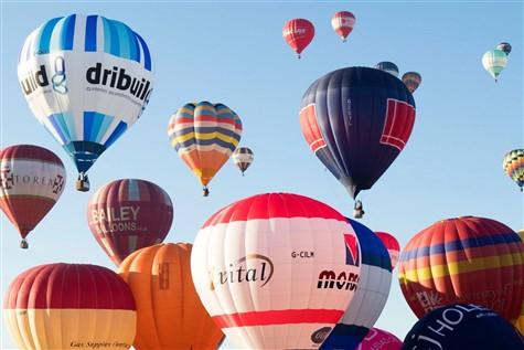 Bristol International Air Balloon Fiesta 2019