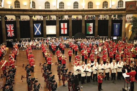 The Buxton Military Tattoo