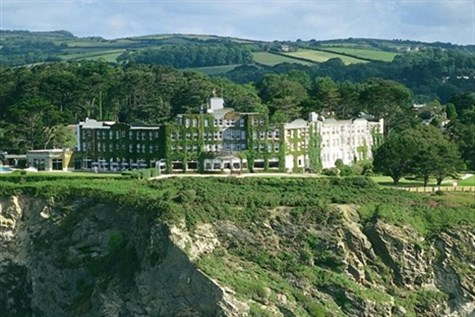 Luxury Traveller - Carlyon Bay, Cream of Cornwall