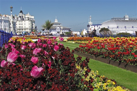 Relaxed - Eastbourne & Romantic Sussex (6 Days)