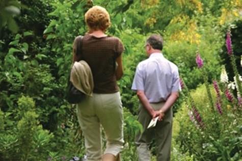 Chelsworth Open Gardens Day, Suffolk