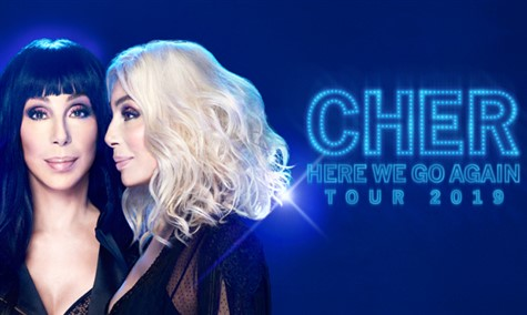 Cher - Transport to The O2, London