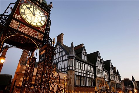 Beautiful, historic Chester