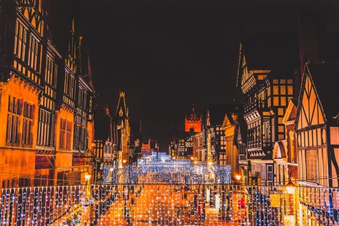 A Cheshire Christmas Cracker