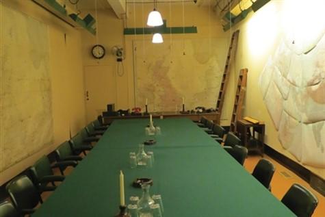 Churchill War Rooms, London