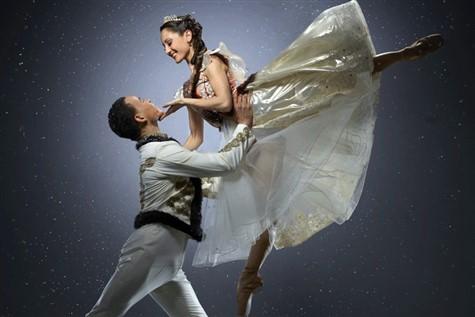 Northern Ballet's Cinderella in Milton Keynes
