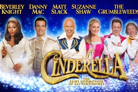 Cinderella - Birmingham Hippodrome