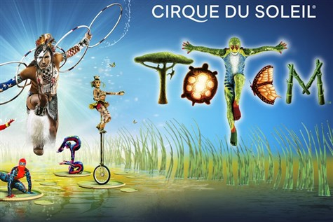 Cirque du Soleil - Royal Albert, London